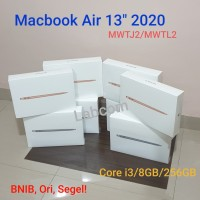 New Macbook Air 13 2020 Core i3/8GB/256GB Space Gray, Silver, Gold