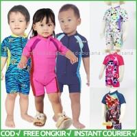 Edora Baju Renang Anak Bayi Laki Laki dan Perempuan Anak Balita