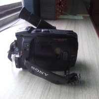 Kamera Sony Jadul 1990 ( Barang antik ) Power Off