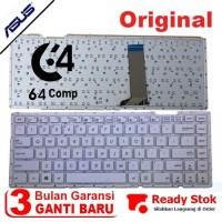 ORIGINAL Keyboard ASUS X453 X453m X453ma X453s X453sa Putih