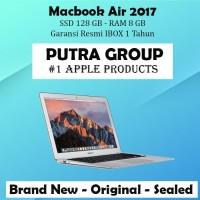 (IBOX) Macbook Air 2017 MQD32 ( 13 inch - 128GB - 8GB ) Garansi Resmi