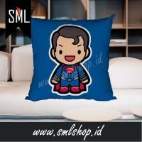 Bantal Kotak / Bantal Dekorasi - Superman 003 Superhero DC Comics