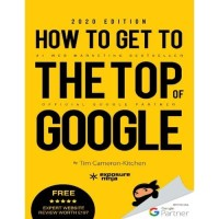 Buku BEST SELLER How To Get To The Top Of Google