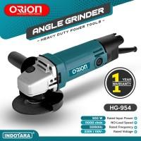 Angle Grinder / Mesin Gerinda Tangan Orion - HG-954
