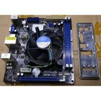 Mainboard ASRock H61M-VS3 plus G2030 Motherboard 1155 Intel H61 DDR3