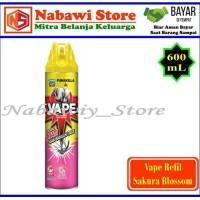 Nabawi Srore. Vape Obat Nyamuk Semprot / Spray Sakura Blossom 600mL