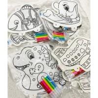DIY mewarnai balon-Mainan edukasi anak-Balon roda-Montessori-Art craft