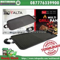 MULTI GRILL PAN Dessini CR910- Griller Pemanggang TEFLON GRIL BAGUS
