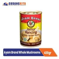 Ayam Brand Whole Mushroom In Brine - Jamur Dalam Air Garam 420G