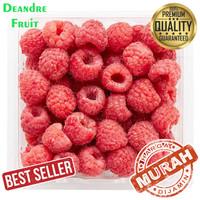 GROSIR MURAH Frozen Raspberry packingan 5 x 100gr Buah Beku Raspberry