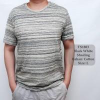 Kaos Santai Keren Kekinian / Baju Fashion Pria /Kaos Cowok