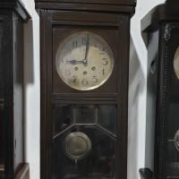 Jam Tua Antik Langka Buatan Jerman asli Mesin besar kuat dan berat