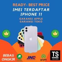 Garansi iBOX iPhone 11 256GB 128GB 64GB IMEI Terdaftar RESMI TAM