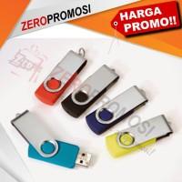 USB Flashdrive Swivel FDPL11 4GB + sablon 1warna 1sisi