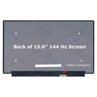Layar LCD LED Laptop MSI GS65 8RF 8RE 144HZ