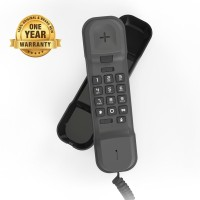 Telepon hotel Alcatel Single Line Telephone T06-black