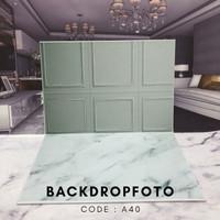 Alasfoto motif backdrop foto A40