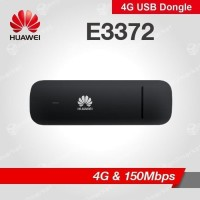 Modem 4G LTE Huawei E3372 Unlock 150 Mbps