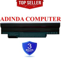 Baterai Acer Aspire One D255 D260 Happy Happy2 D257 D270 722 OEM