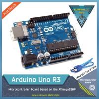 Arduino Uno R3 Original OEM ATmega328P + USB Cable