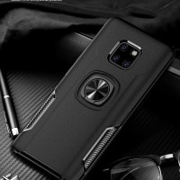 XIAOMI REDMI NOTE 9 / NOTE 9 PRO SOFT CASE HYBRID RING STAND COVER