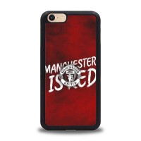 Hardcase Casing Oppo F3 Manchester Is Red FF0027