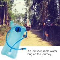 Kantung Air Minum Sepeda Water Bladder Backpack 2L - SD16 - Blue