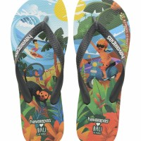 Havaianas Top Local Soul Bali 2715-Leaf Green - Hijau, 41-42