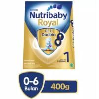 Susu nutrilon baby royal 1 actiduobio 400 gr