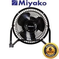 Miyako KAD-06 Kipas Angin Meja / Desk Fan Besi Mini 6 Inch