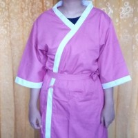 Baju Pasien Piyama Kimono Rumah Hospital Baju Tidur Orang Sakit -