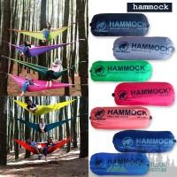 Hammock Ayunan Camping Outdoor