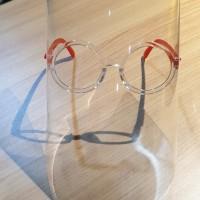 Face Shield Anak Kacamata