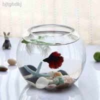 aquarium akuarium toples vas fish bowl bulat kaca W Design Luna A 2 L