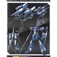 Bandai MG 1/100 RGZ-95 ReZEL tranformable, seri Gundam Unicorn sinanju