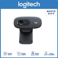 Logitech Webcam C270 HD Original READY STOK SIAP KIRIM