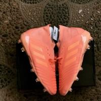Sepatu Bola Adidas Predator X 19.1 Pink FG