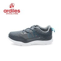 Ardiles Men Yamdena Sepatu Sneakers - Abu Abu