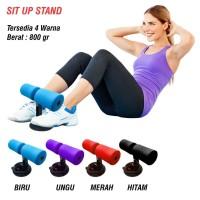 Sit Up Stand Alat Bantu Holder Penahan Pegangan Kaki Fitness Yoga Gym