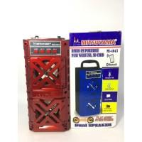 Speaker Bluetooth Mitsuyama MS-4043 / Speaker Bluetooth / Speaker Mult