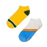 [Bundle] Socky Soda & Chevron Low - 2 Pasang Kaos Kaki