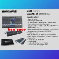 Mixer Hardwell 24 Channel LegenMix 24 With Hardcase Original
