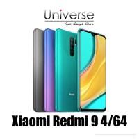 Xiaomi Redmi 9 4/64 GB - Garansi Resmi Xiaomi Indonesia