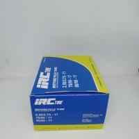 Ban Dalam Motor IRC ukuran 250/275-17 atau 70/90-17 atau 80/90-17