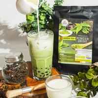 Matcha Green Tea 500 gr - Bubuk Minuman Premium
