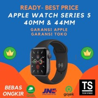 Apple Watch Series 5 40mm 44mm 40 44 mm Grey with Black Sport Band