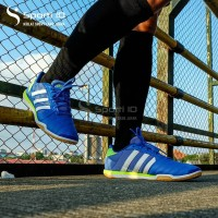 Sepatu Futsal Adidas Top Sala - Glory Blue FV2551 Original