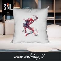 Bantal Dekorasi / Bantal Custom / Spiderman 005 Superhero Marvel