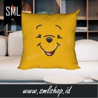 Bantal Dekorasi / Bantal Custom / Winnie the Pooh 001 - disney