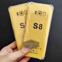 Samsung Galaxy S8 Anti Crack Case Casing / Anticrack case